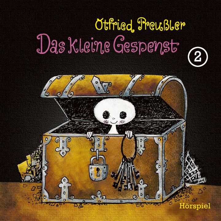 Otfried Preussler: Das kleine Gespenst 2 (Re-Release) - 0602517655553