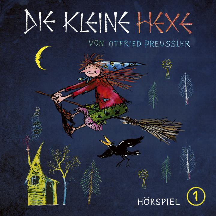 Otfried Preußler: Die kleine Hexe 01 - neu - 0602517446625