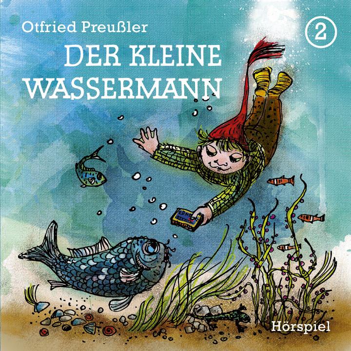 Otfried Preußler: Der kleine Wassermann 02 - neu - 0602517674462