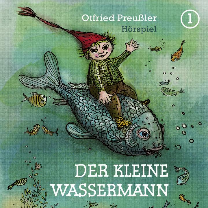 Otfried Preußler: Der kleine Wassermann 01 - neu - 0602517674448