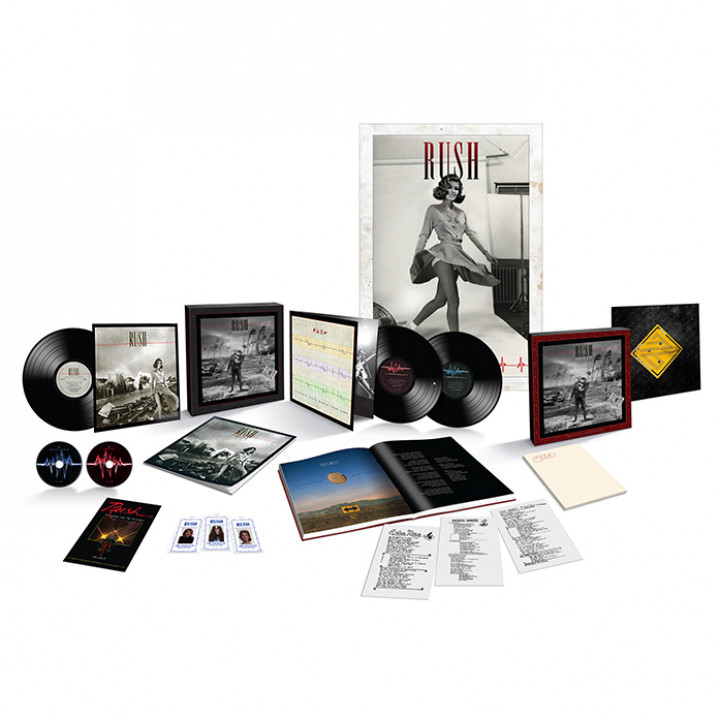 Permanent Waves SUper Deluxe Edition