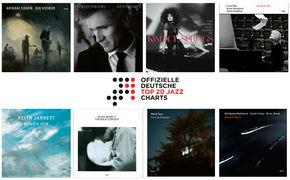 Jazz Charts, Jazz-Charts Mai 2020