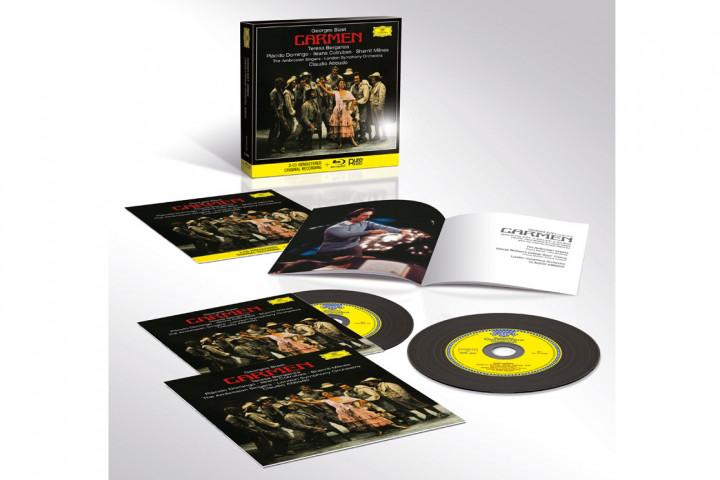 Claudio Abbado - Bizet: Carmen - Packshot