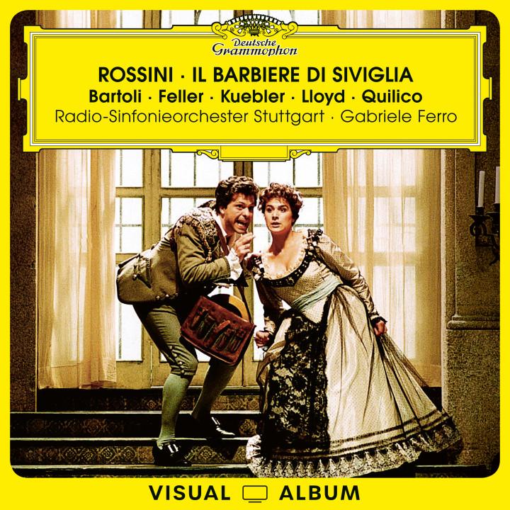 Rossini Il Barbiere di Siviglia eVideo
