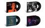 JazzEcho-Plattenteller, Tone-Poet-Serie – vier Gedichte in Vinyl