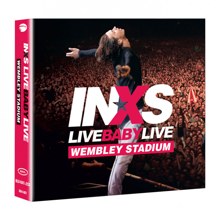Live Baby Live Blu-Ray + 2CD