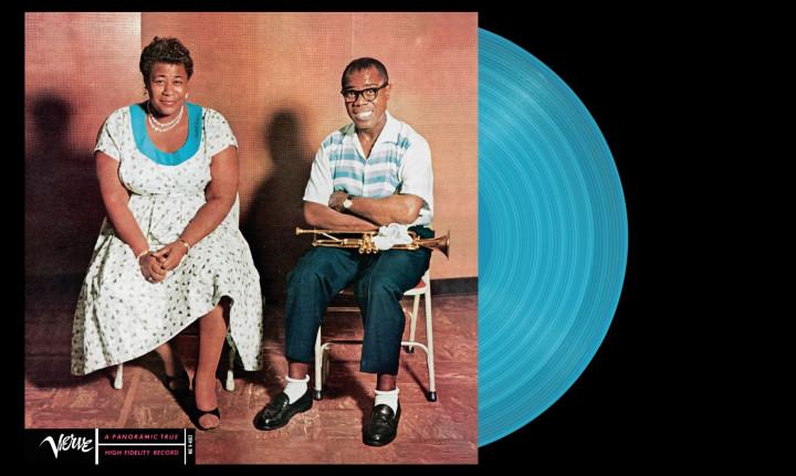 Ella & Louis (exkl. in blauem Vinyl bei Mediamarkt und Saturn)