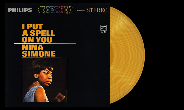MSG-excl-Nina Simone - I Put A Spell On You 1LP