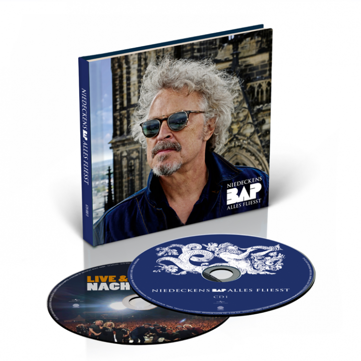 BAP - Alles Fliesst 2CD