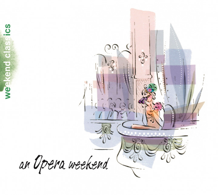 An Opera Weekend Cover