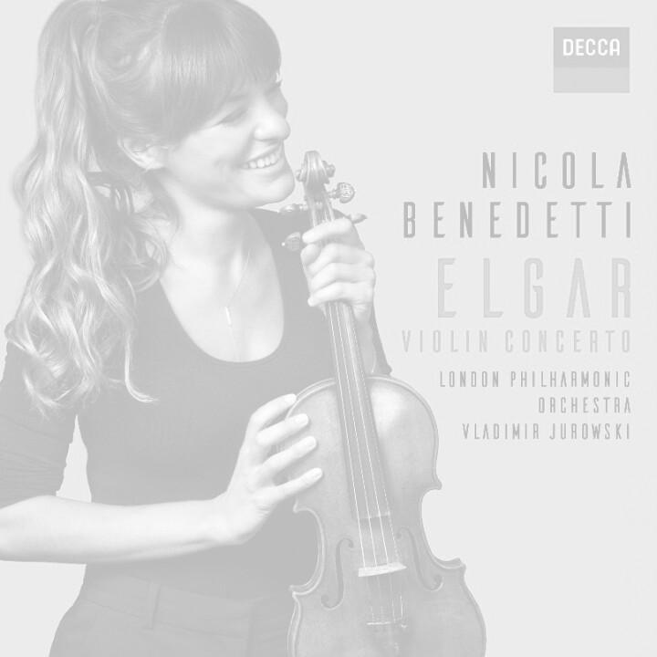 Nicola Benedetti Künstlerbild c Decca /Simon Fowler