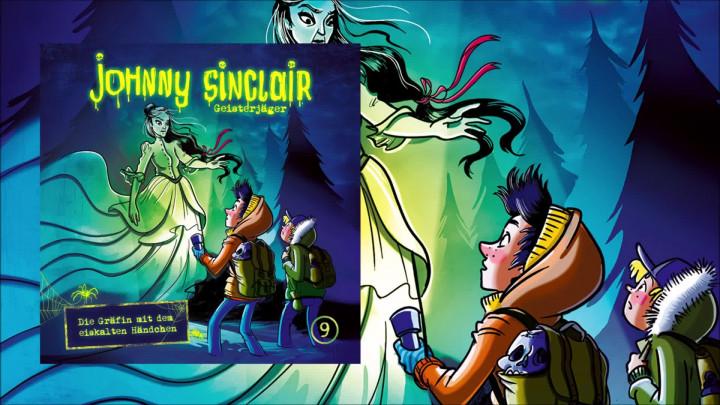 Johnny Sinclair: Die Gräfin mit dem eiskalten Händchen - Teil 3