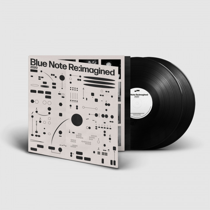 Blue Note Re:imagined LP