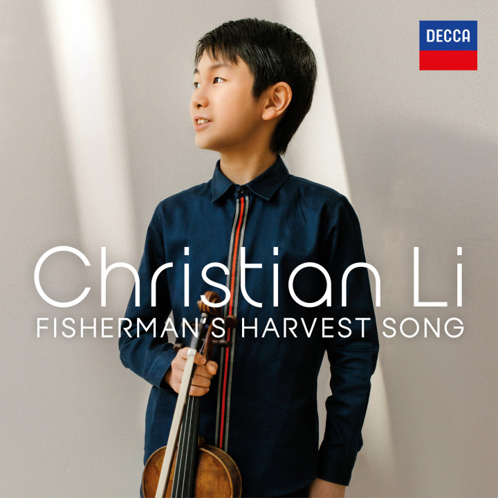 Christian Li Fishermans Harvest Song Cover