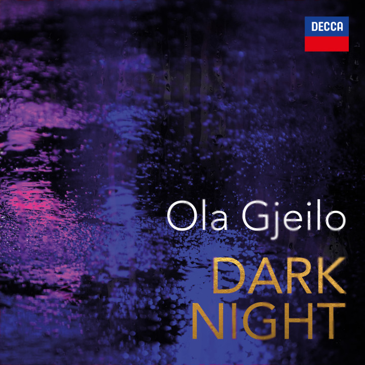 Ola Gjeilo Dark Night Cover