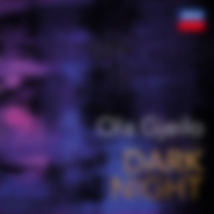Ola Gjeilo Dark Night Cover