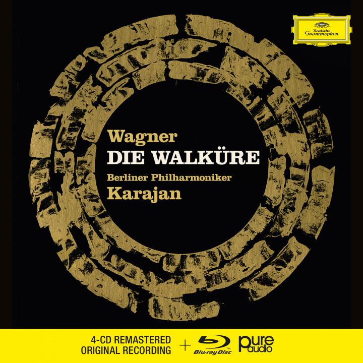 Wagner: Die Walküre - Herbert von Karajan