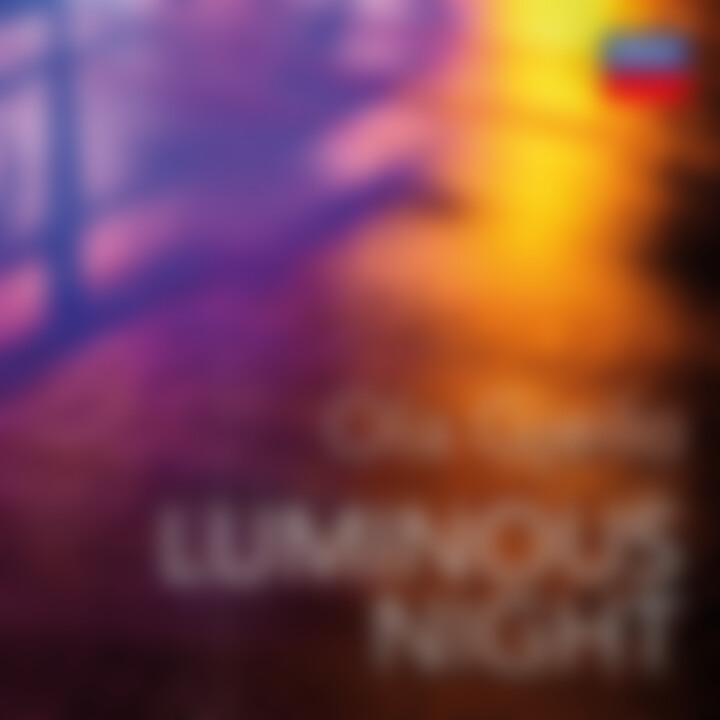 Ola Gjeilo - Luminous Night Cover