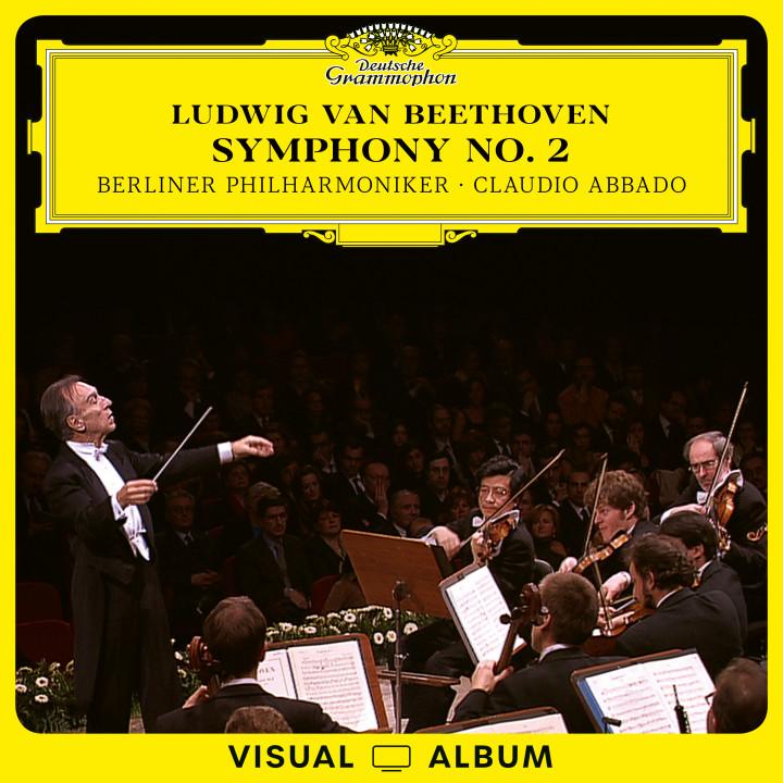 Abbado Beethoven Symphony 2  EV Cover