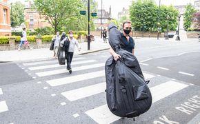 Melody Gardot, Abbey Road wiederbelebt - Melody Gardot kündigt Album an