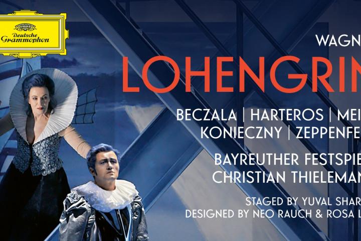 Lohengrin Cover