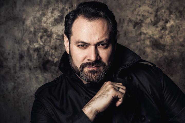 Ildar Abdrazakov Verdi Cover
