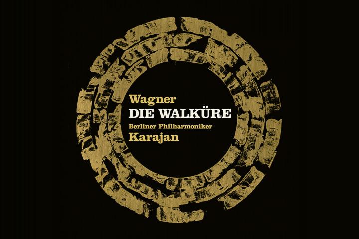 Karajan Walküre Remastered cover Rechteck