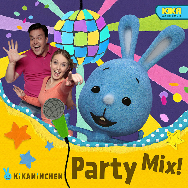 Kikaninchen Party Mix!