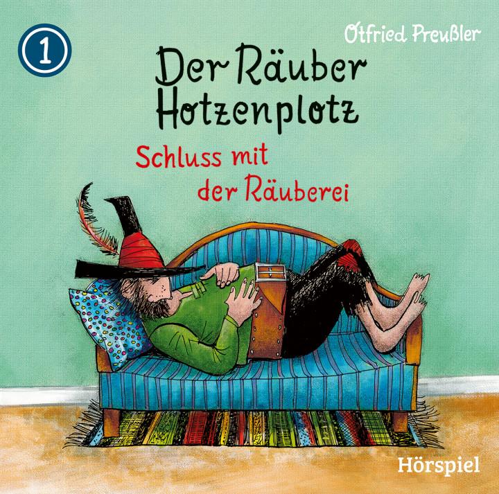 Otfried Preußler - 3: Der Räuber Hotzenplotz – Schluss mit der Räuberei - 1 - 0602517674561 - Cover