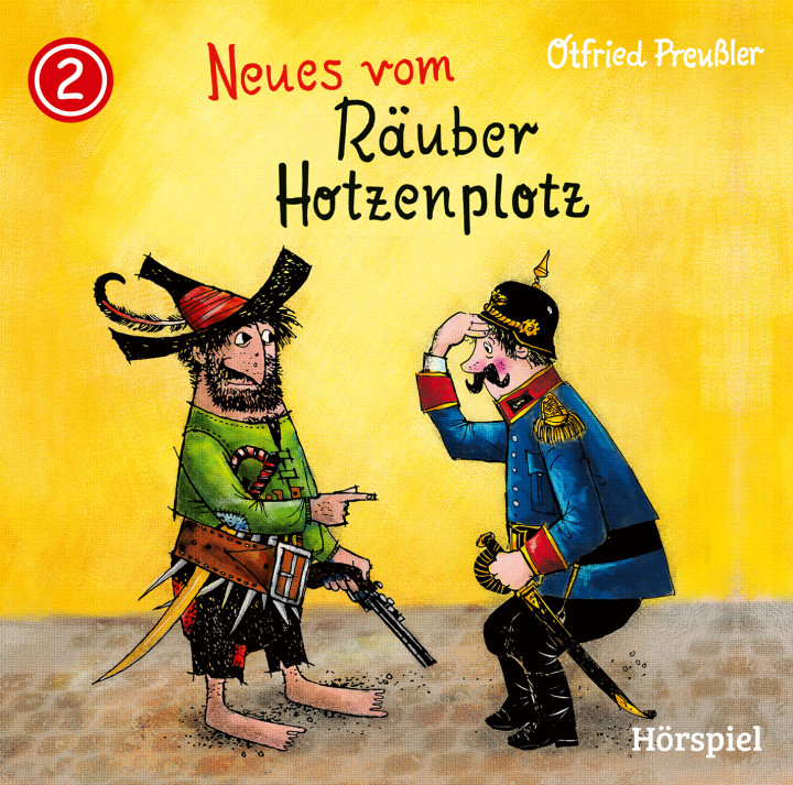 Otfried Preußler - 2: Neues vom Räuber Hotzenplotz - 2 - 0602517674547 - Cover