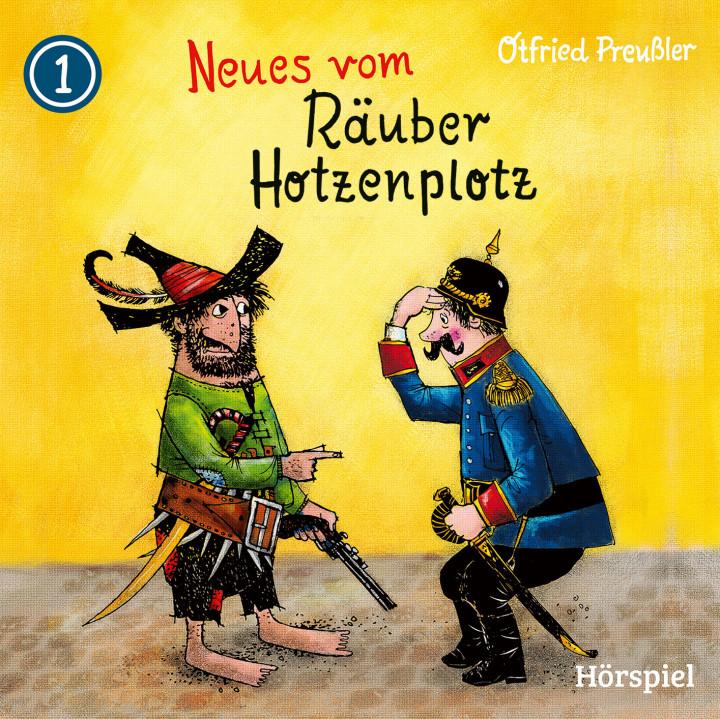 Otfried Preußler - 2: Neues vom Räuber Hotzenplotz - 1 - 0602517674523 - Cover