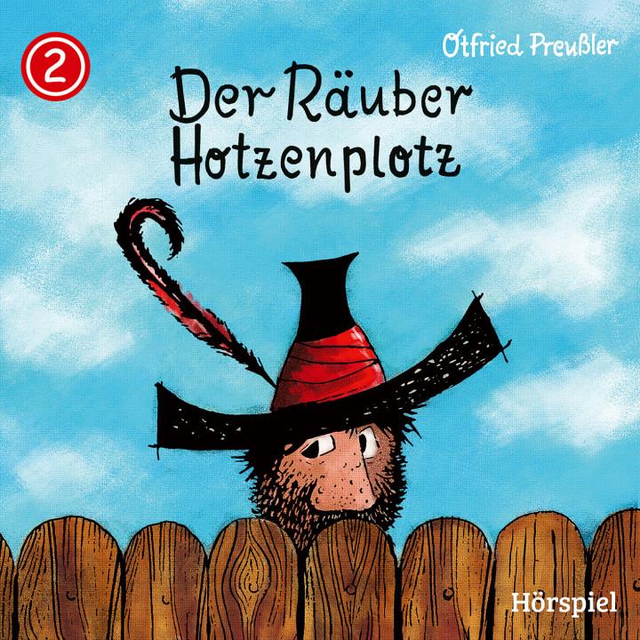 Otfried Preußler - 1: Der Räuber Hotzenplotz - 2 - 0602517674509 - Cover