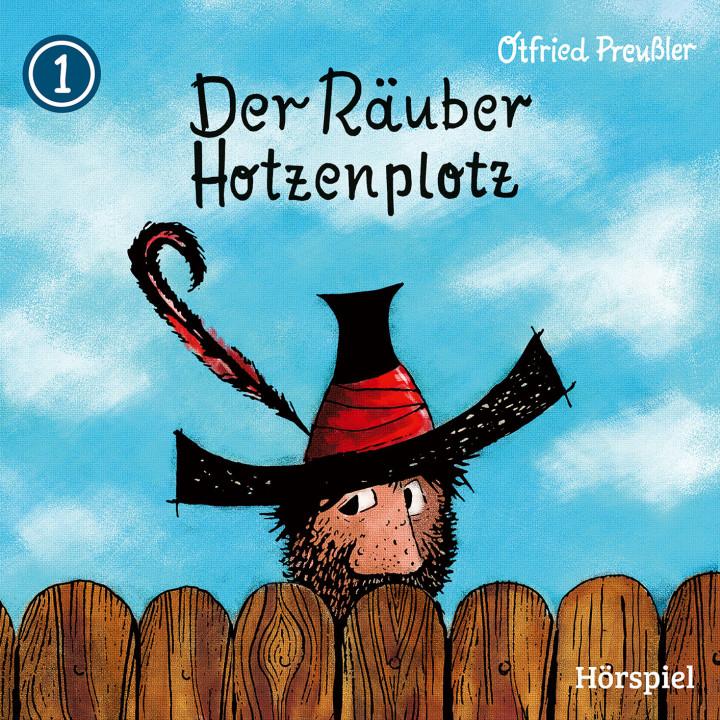 Otfried Preußler - 1: Der Räuber Hotzenplotz - 1 - 0602517674486 - Cover
