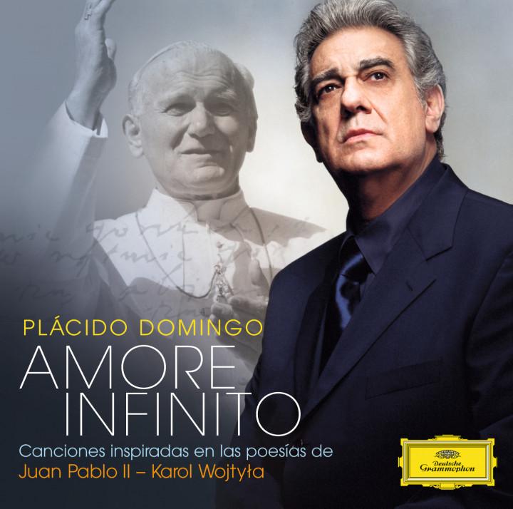 Amore Infinito Spanish Version Cover