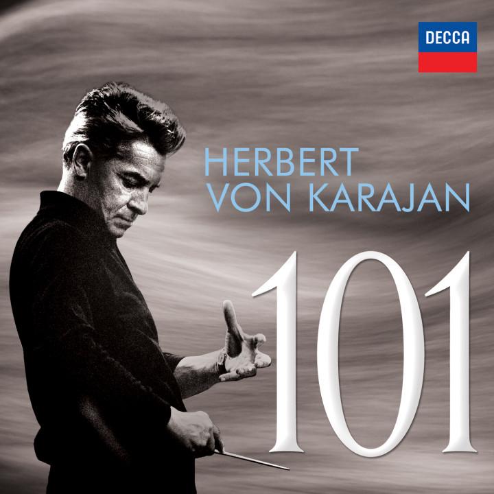 101 Karajan Cover