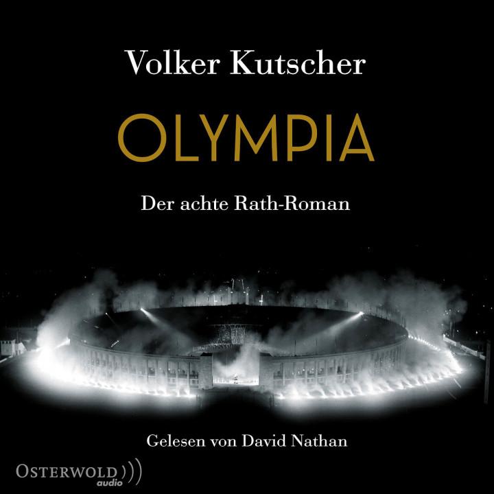 Volker Kutscher: Olympia