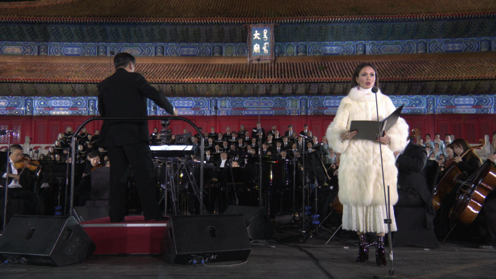 Aida Garifullina, Shanghai Symphony Orchestra – Orff: Carmina Burana, 3. Cours d'amour: In trutina