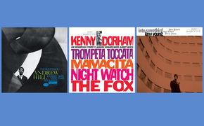 JazzEcho-Plattenteller, Great Reid Miles Covers - Jazzpreziosen für Auge und Ohr