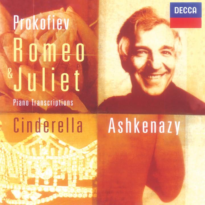 Ashkenazy Prokofiev 00028948328963 Cover