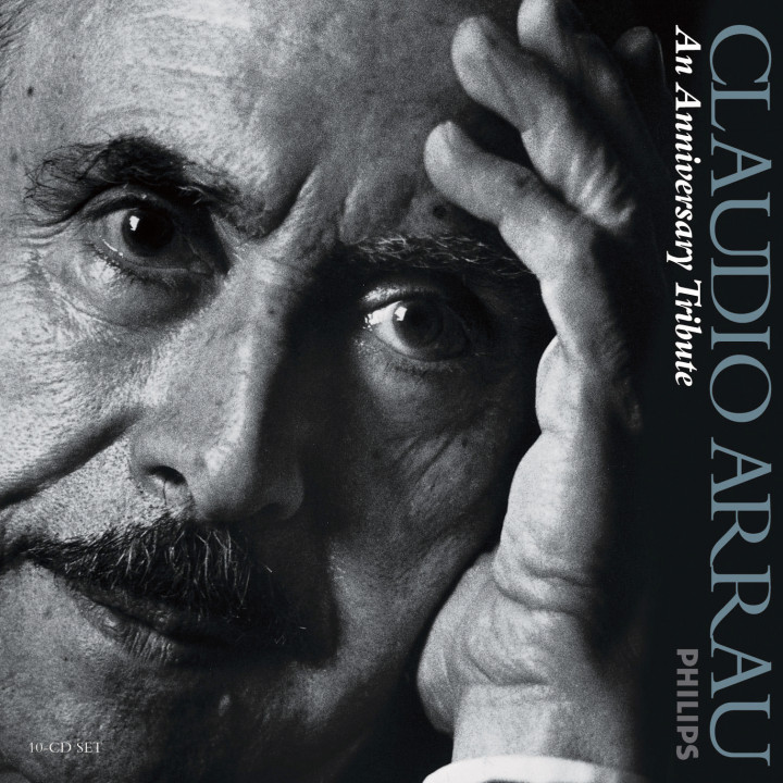 Claudio Arrau - An Anniversary Tribute Cover