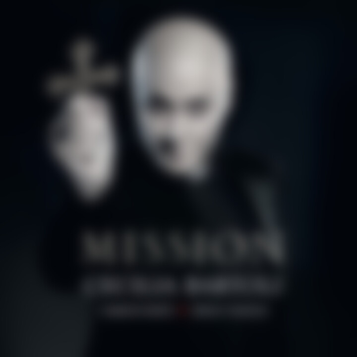 Bartoli Mission LP Cover