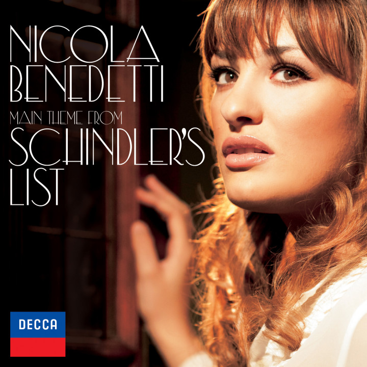 Benedetti Schindler's List theme cover