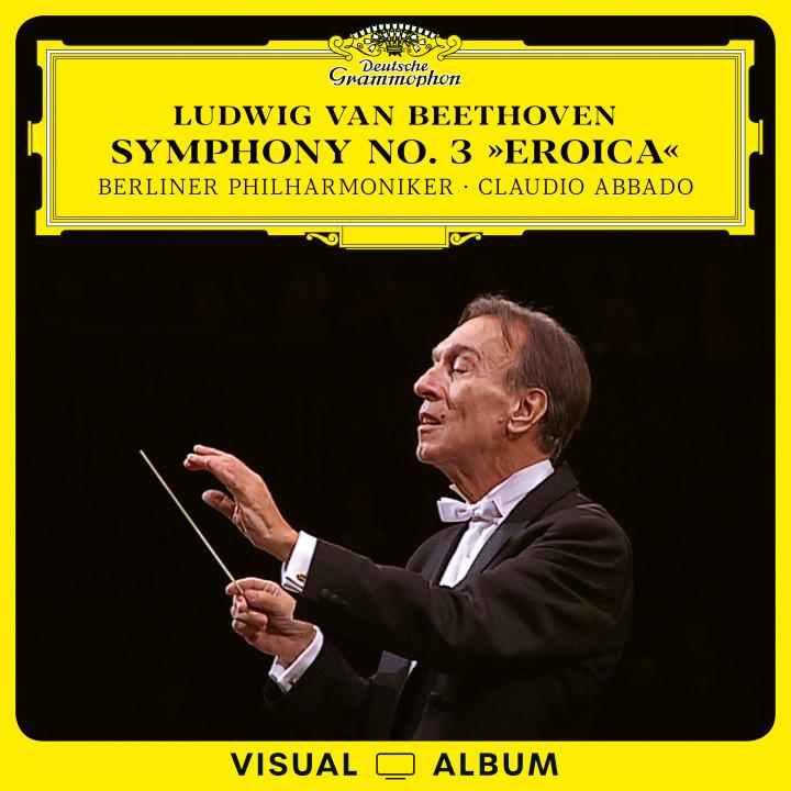 Abbado Beethoven Symphony 3 EV cover
