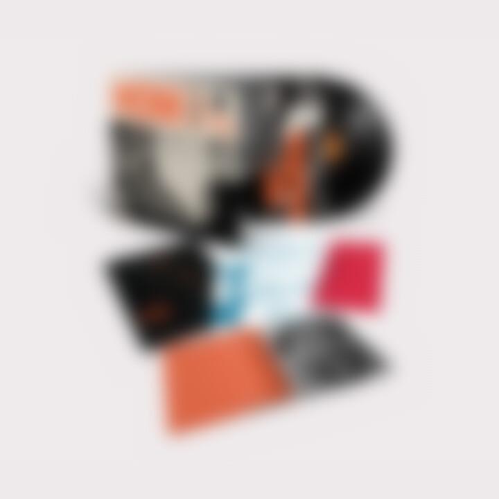 Thelonious Monk - Palo Alto (LP Packshot)