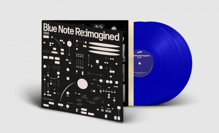 Blue Note Re:imagined (Ltd. Coloured LP)