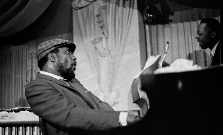 Thelonious Monk und Charlie Rouse