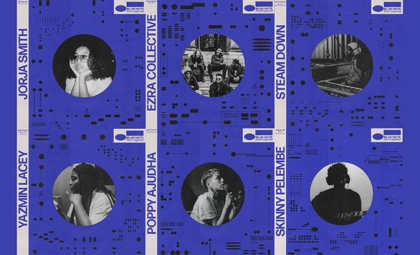 Blue Note Re:imagined, Blaue Welle - junge Musiker aus Jazz, Soul und R&B huldigen Blue Note