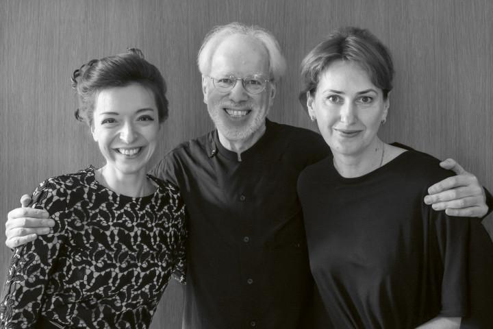 G. Kremer, G. Dirvanauskaité und Y. Avdeeva,