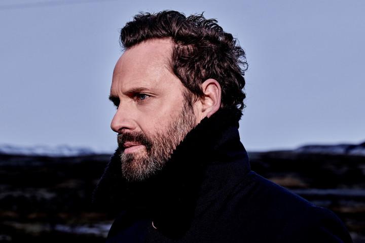 Dustin O'Halloran Portrait