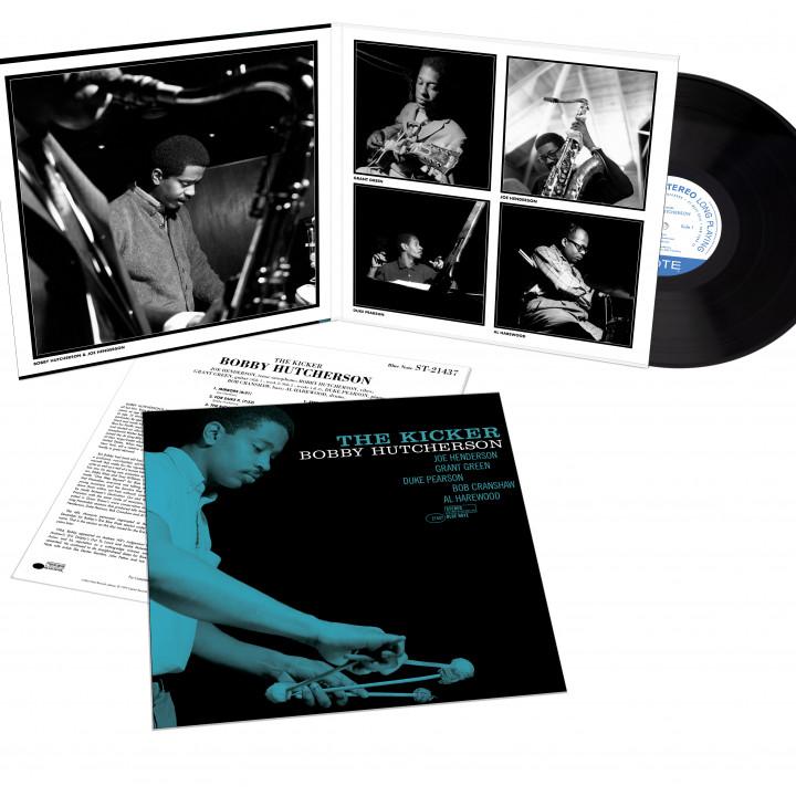Bobby Hutcherson - The Kicker (Tone Poet Vinyl) (Packshot)